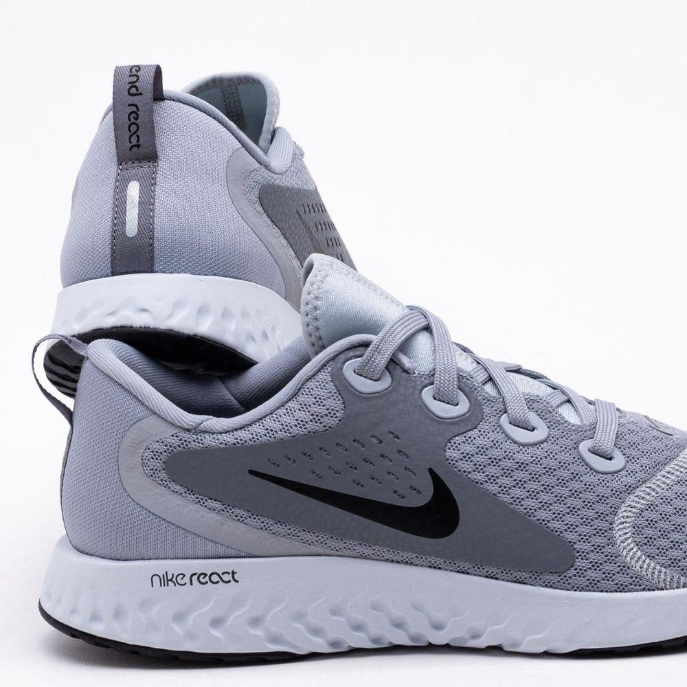 f8c96cd30d Tênis Nike Legend React Masculino Cinza - Gaston - Paqueta Esportes