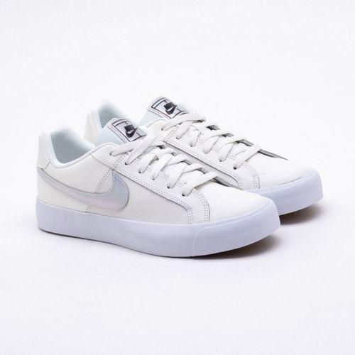 a1ca28cd477 Tênis Nike Court Royale Branco Feminino