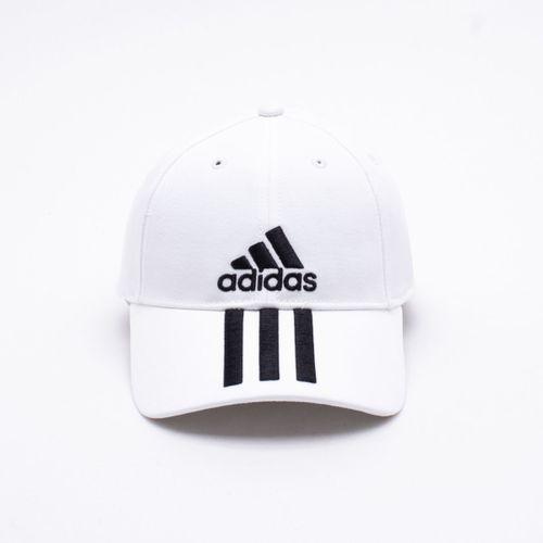 Boné Adidas Classic 3S Branco 67056089dbd