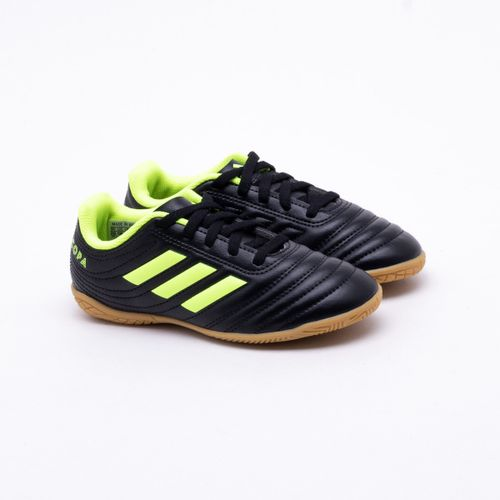 Chuteira Futsal Adidas Infantil Copa 19.4 IN 5df8742837a83