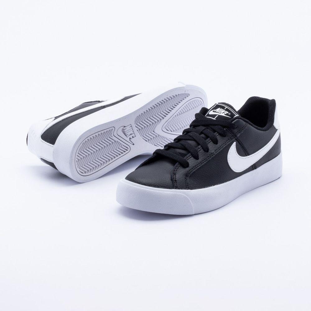 834bc8a36f Tênis Nike Court Royale Preto Feminino Preto - Gaston - Paqueta Esportes