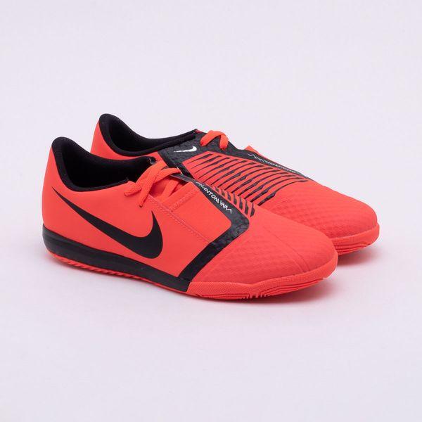 Chuteira Futsal Nike Infantil Phantom Venom Academy IC 56281e943f6ce