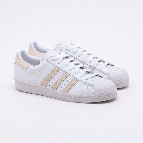e4ba1f11cb0 Tênis Adidas Superstar Originals Branco Masculino