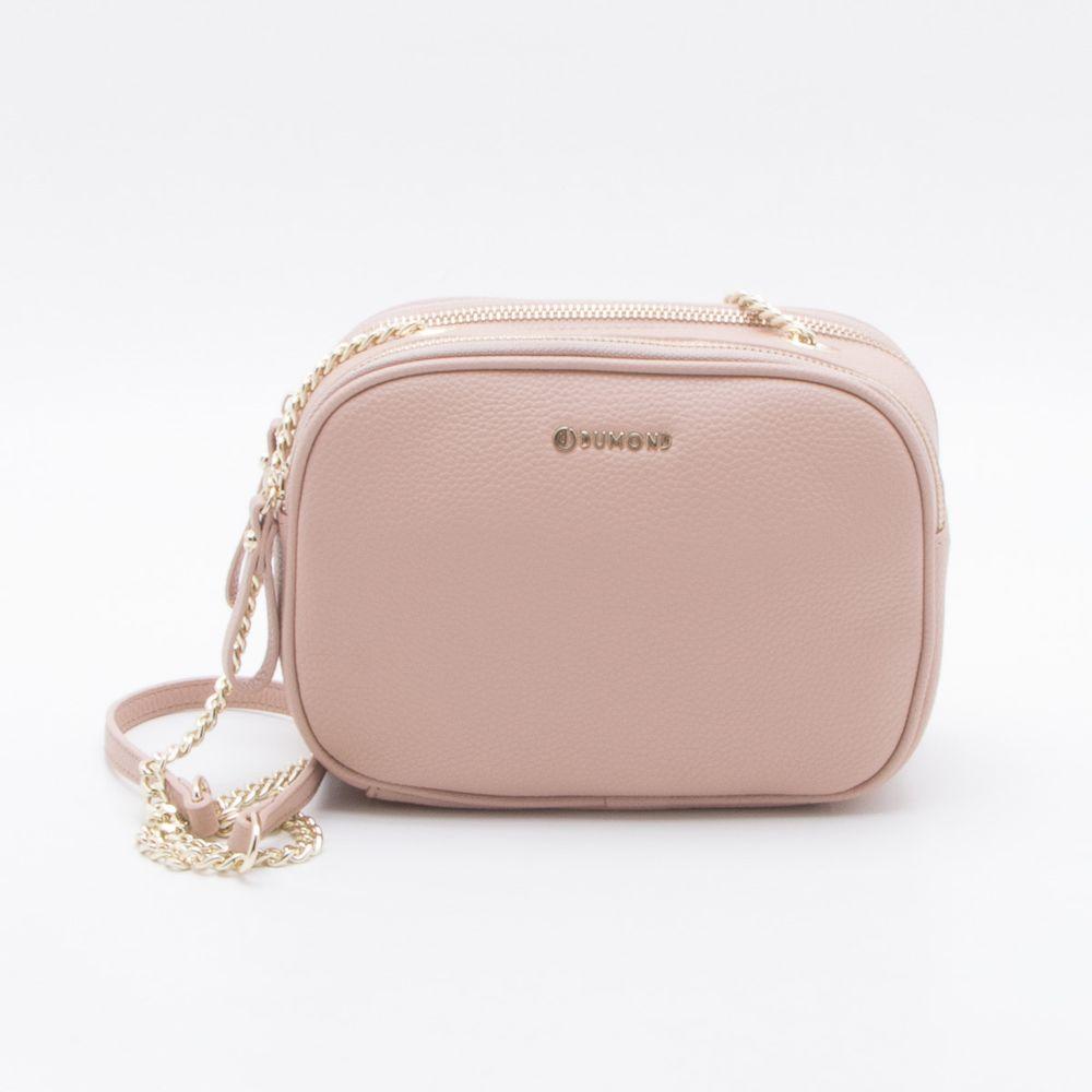 c8f5d55242 Bolsa Shoulder Bag Areia Dumond Areia - Gaston - Paqueta Calçados