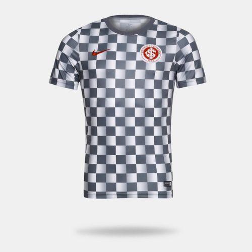 f60508ca6 Camisa Nike Internacional 2019 Graphic Treino Cinza Masculina
