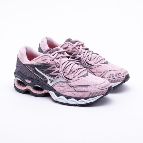 0384e3761e Tênis Mizuno Wave Creation 20 Feminino
