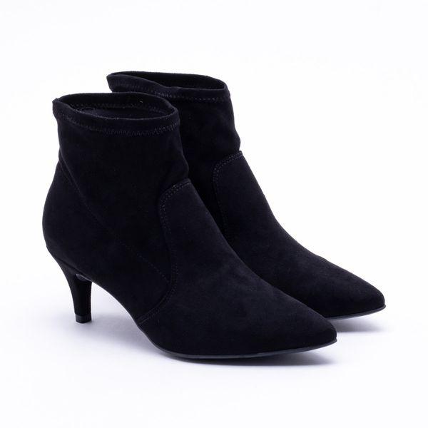 f1dd279579 Ankle Boot Sandra Nobuck Preta