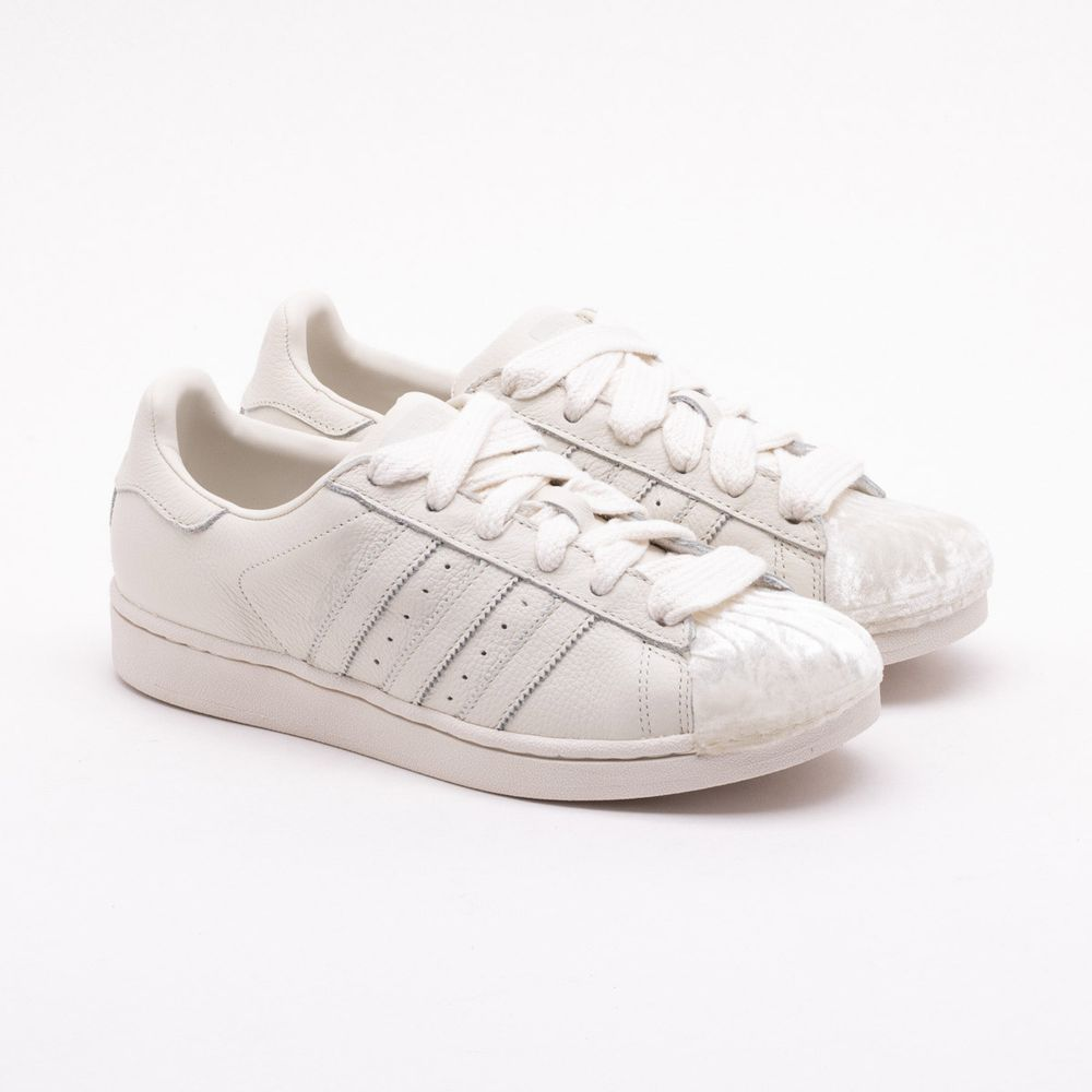 6d492e22998 Tênis Adidas Superstar Originals Off White Feminino Off White ...