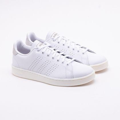 Tênis Adidas Advantage Branco Masculino Branco - Gaston - Paqueta ... 107a8674354