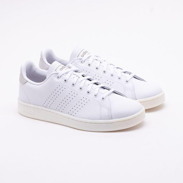 2866a68154667 Tênis Adidas Advantage Branco Masculino