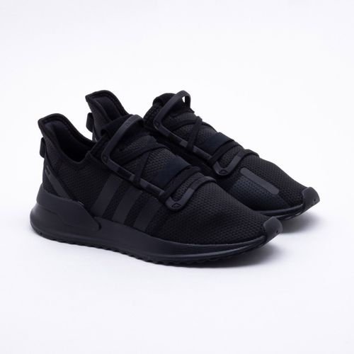 1334020f794 Tênis Adidas Upath Run Originals Preto Masculino