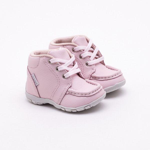 14689b25a3 Bota Ortopé Baby Estilo Rosa