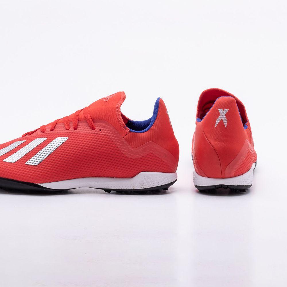 03656706832e5 Chuteira Society Adidas X 18.3 TF Vermelho - Gaston - Paqueta Esportes