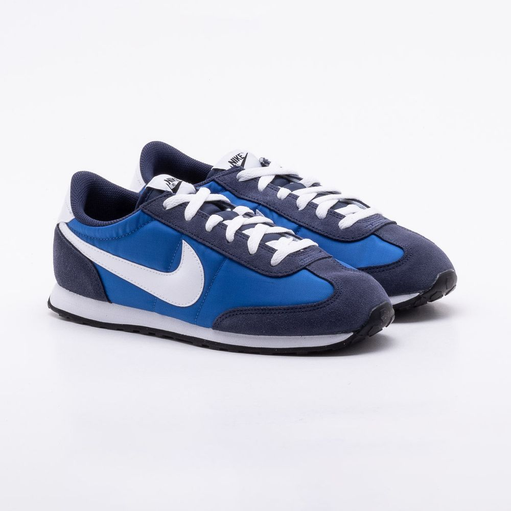 59bcefa1d Tênis Nike Mach Runner Azul Masculino Azul - Gaston - Paqueta Esportes