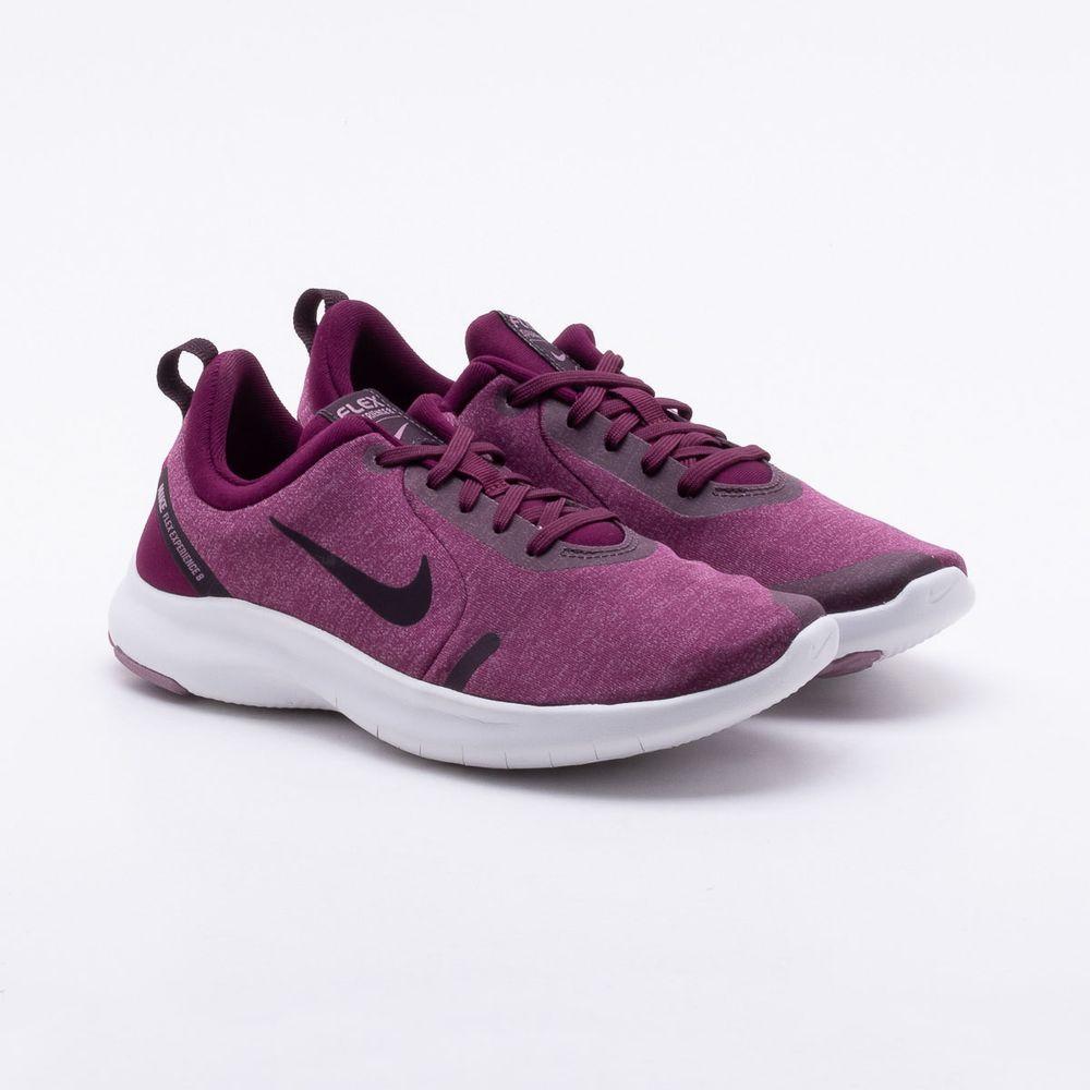 Tênis Nike Experience 8 Feminino Bordô Gaston Gaston