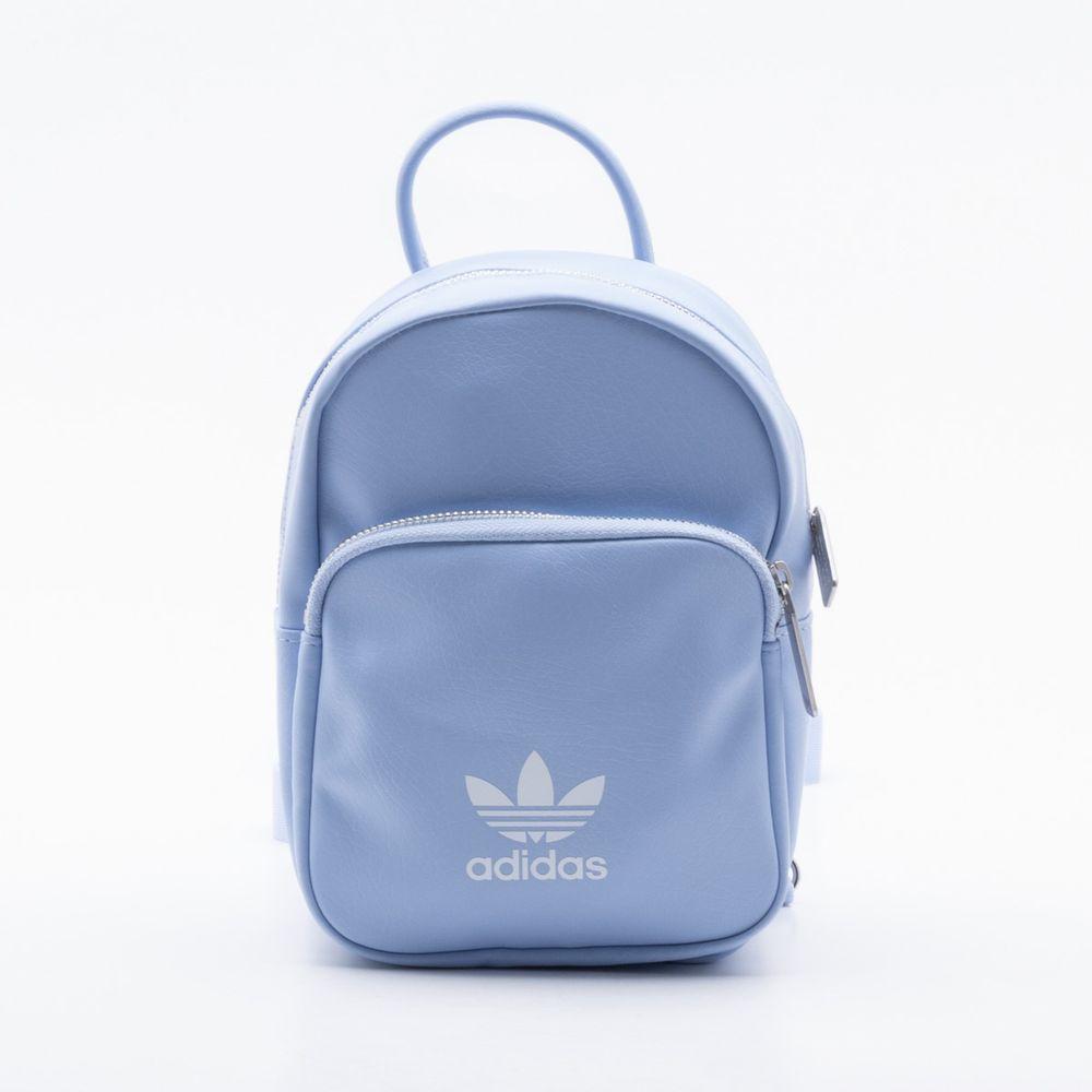 1188722e8e0 Mochila Adidas Class XS Originals Azul Azul - Gaston - Paqueta Calçados