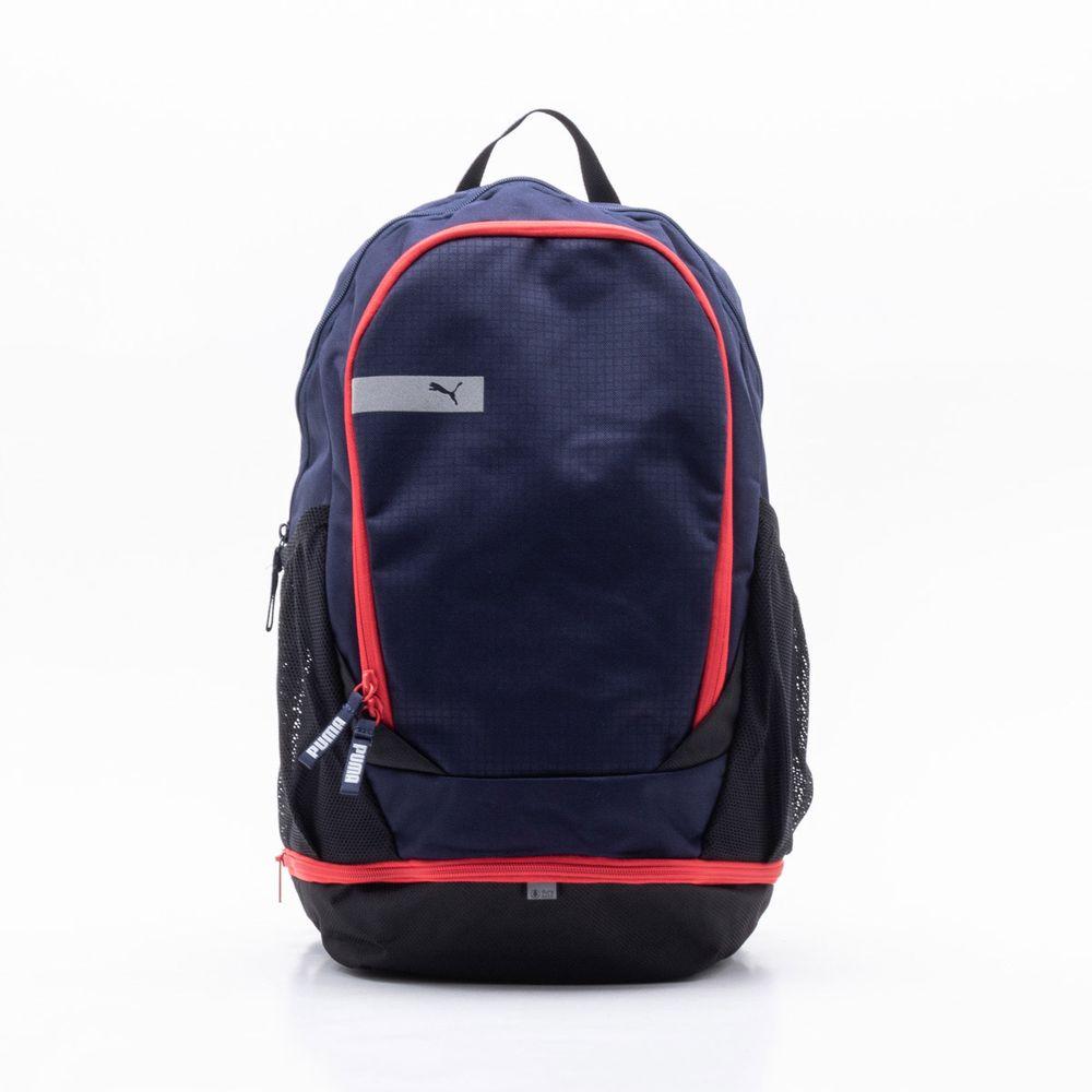 12e88ad40 Mochila Puma Vibe Backpack Marinho Marinho - Gaston - Paqueta Esportes