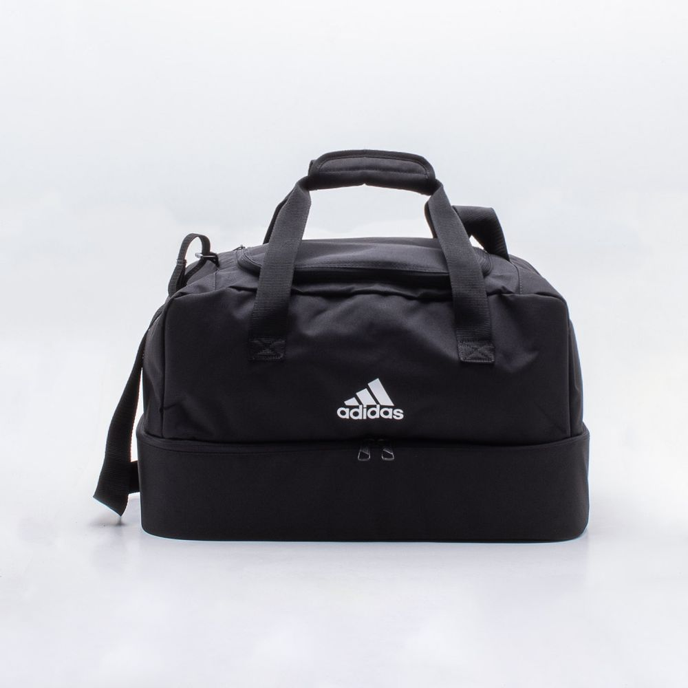 39460f50b Bolsa Adidas Tiro Duffel Preta Preto - Gaston - Gaston