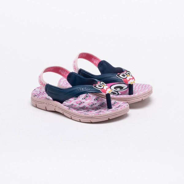 97750c47c Chinelo Ortopé Baby Gummy Marinho