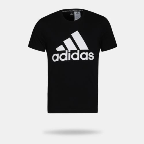 7508a40627c Camiseta Adidas Must Haves Badge Of Sport Preta Masculina