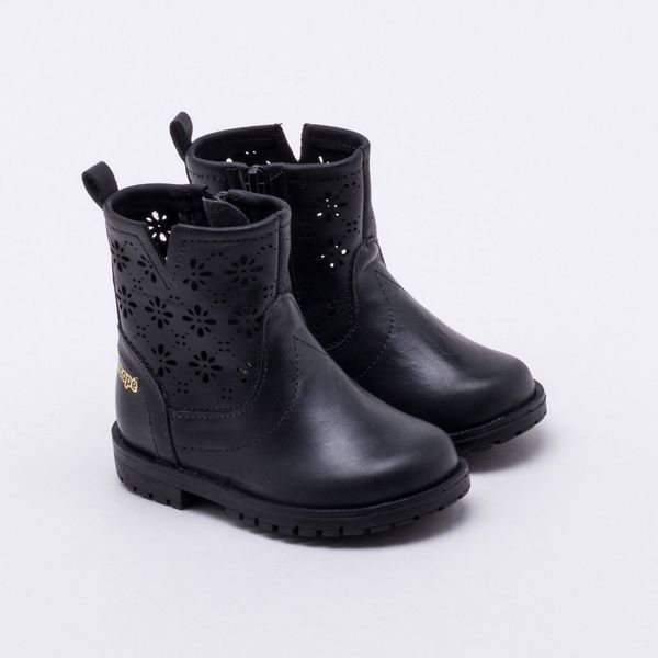 28388eee45 Bota Ortopé Baby Boot Preta