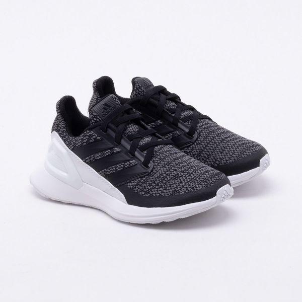 Tênis Adidas Infantil Rapidarun Preto