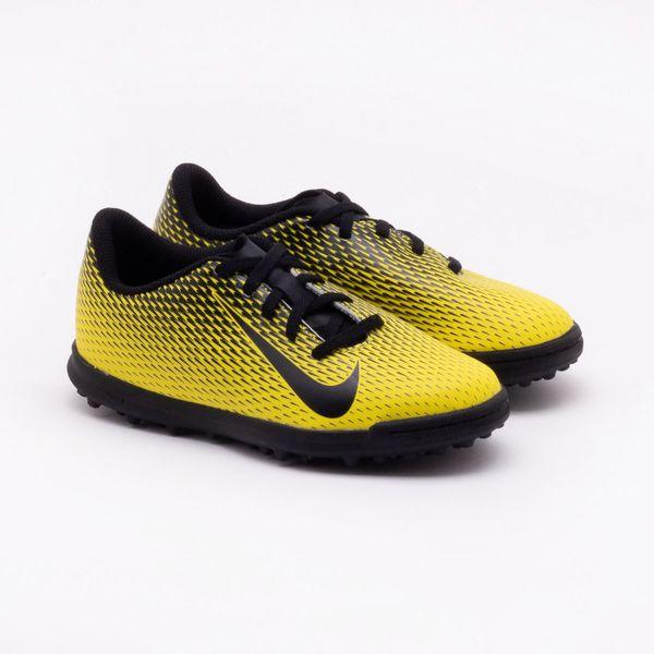 6ccba758ca Chuteira Society Nike Infantil BravataX II TF
