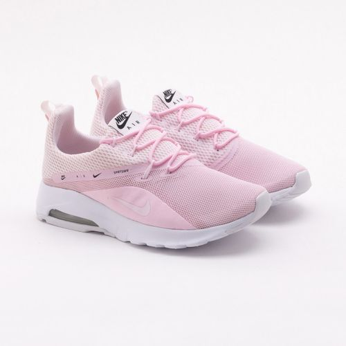low priced d3229 bbfe0 Tênis Nike Air Max Motion Rosa Feminino