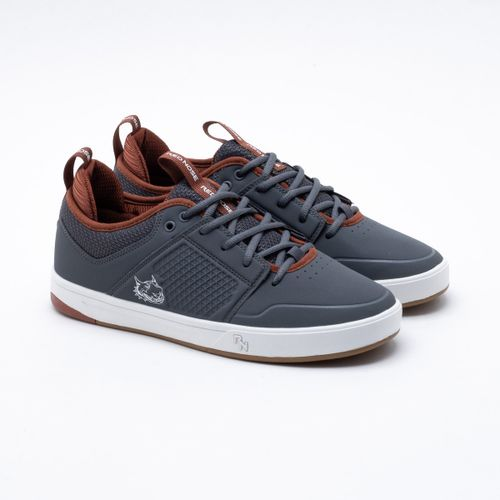 70f124219ed8d Tênis Red Nose Volcano Cinza Masculino