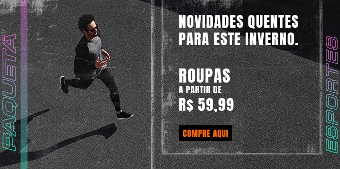 6c642a0f3edf3 Paquetá Esportes - A sua Loja de Esportes e artigos esportivos