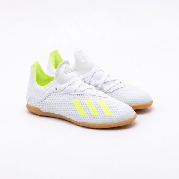 Chuteira Futsal Adidas X 18.3 IN Infantil