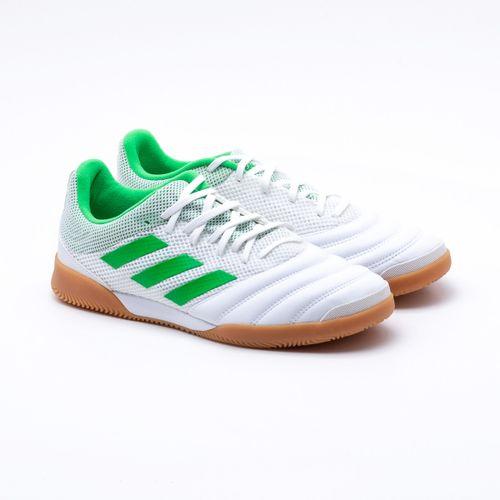 0956cb5fb3 Chuteira Futsal Adidas Sala Copa 19.3 Branca