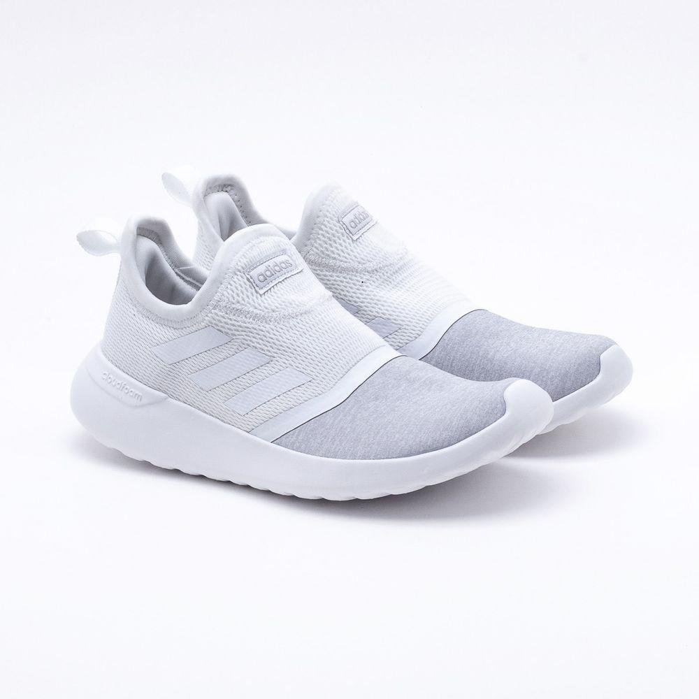 219f15ba8 Tênis Adidas Lite Racer Slipon Branco Feminino Branco - Gaston ...