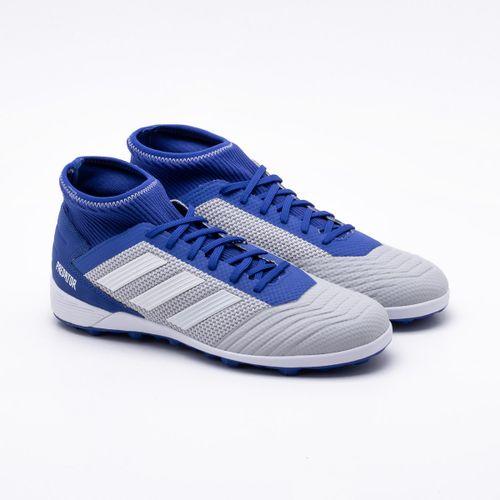 200a465bdd6fc Chuteira Society Adidas Predator Tango 19.3 Cinza