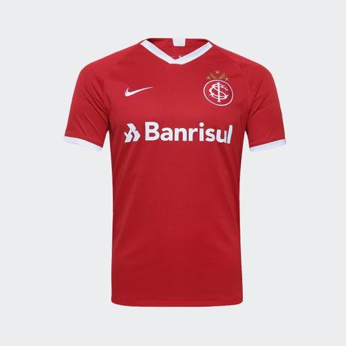 788dd2ec6 Camisa Nike Internacional 2019/2020 I Torcedor Vermelha Masculina
