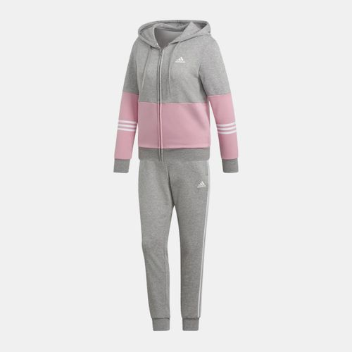 3abbdc39e0 Agasalho Adidas WTS Co Energized Cinza Feminino