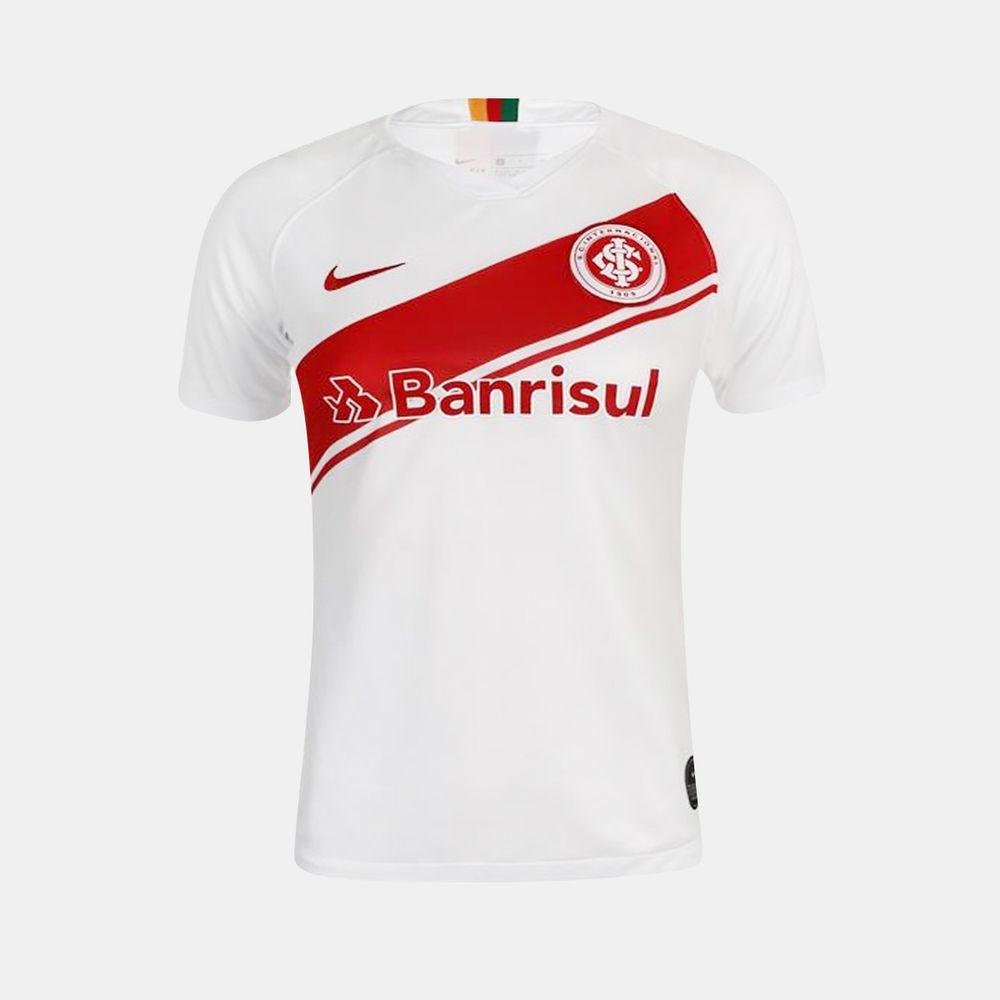 Camisa Nike Internacional 2019 Ii Torcedora Branca Feminina