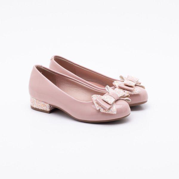 af43572ff4 Sapatilha Molekinha Infantil Glitter Rosa