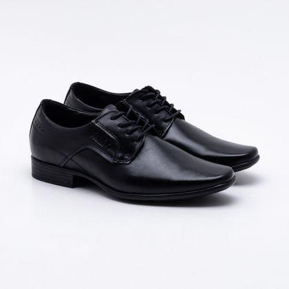 Sapato Social Pegada Parigi Preto Masculino
