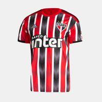 Menor preço em Camisa Adidas São Paulo 2019 II Vermelha Masculina