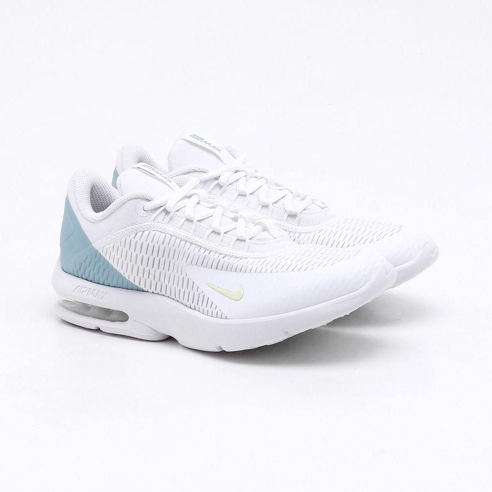 Tênis Nike Air Max Advantage 3 Branco Feminino Branco E