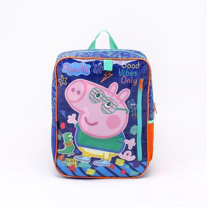 Mochila Dermiwil Infantil Peppa Pig Az...