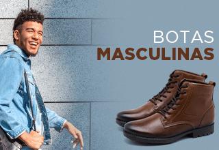 Banner Mobile - Calçados Masculinos