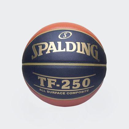 Bola Basquete Spalding TF-250 Laranja - Único