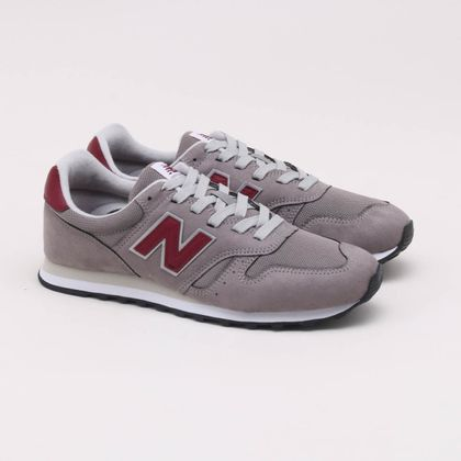 Tênis New Balance 373 Cinza Masculino