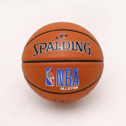Bola Basquete Spalding NBA All Star Laranja - Único