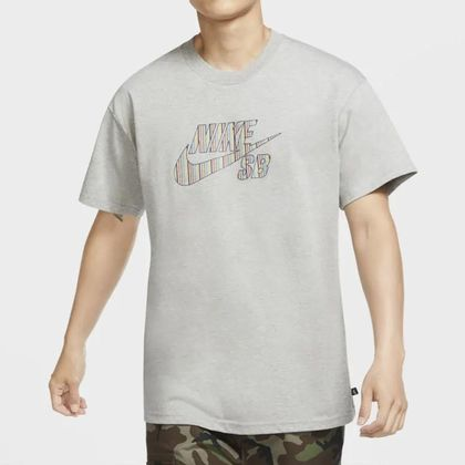 Camiseta Nike SB Cinza Masculina