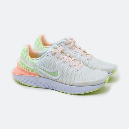 Tênis Nike Legend React 3 Branco Feminino
