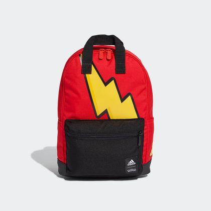 Mochila Adidas Pokémon Vermelha Infant...