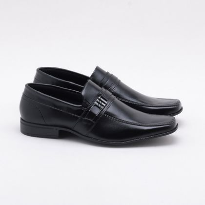 Sapato Social Mr. Post Preto Masculino